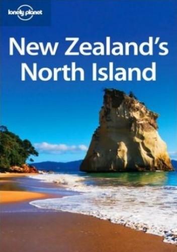 Okładka książki Wyspa Północna Nowej Zelandii. Przewodnik Lonely Planet