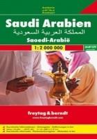 Arabia Saudyjska. Mapa Freytag & Berndt 1:2 000 000