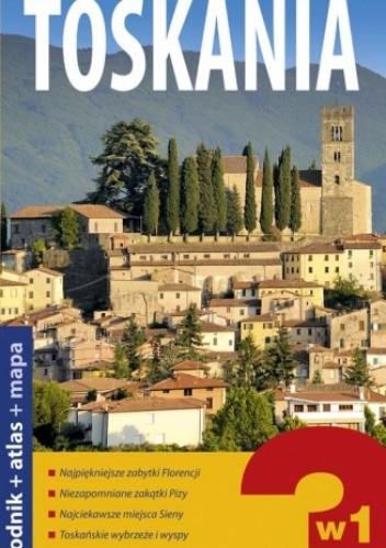 Okładka książki Toskania