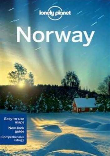 Okładka książki Norway. Lonely Planet