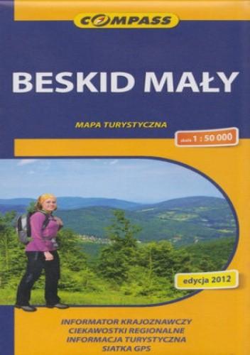 Okładka książki Beskid Mały. Mapa Compass 1:50 000