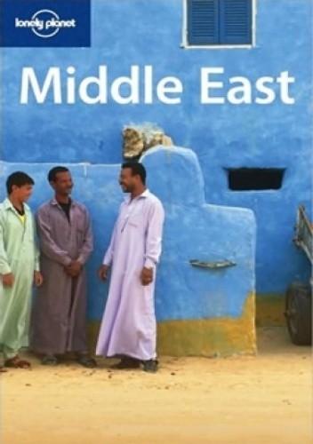 Okładka książki Bliski Wschód. Przewodnik Lonely Planet