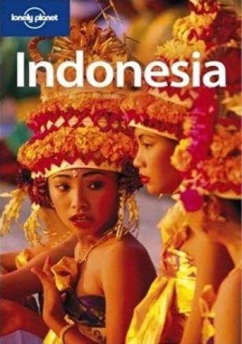 Okładka książki Indonesia. Lonely Planet
