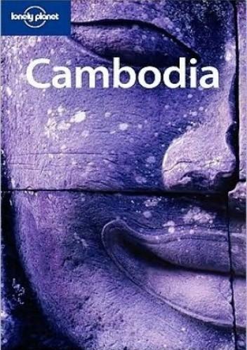 Okładka książki Kambodża. Przewodnik Lonely Planet