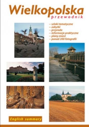 Okładka książki Wielkopolska. Przewodnik