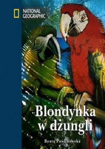 Okładka książki Blondynka w dżungli