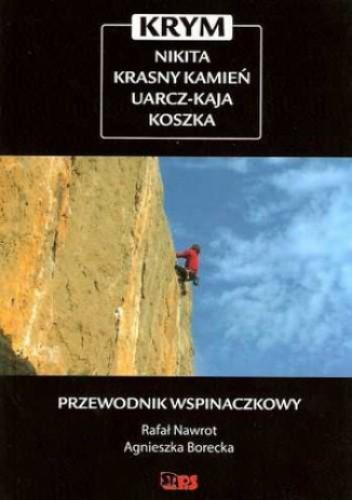 Okładka książki Krym. Przewodnik wspinaczkowy