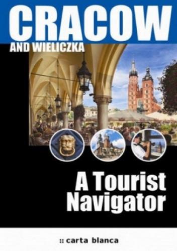 Okładka książki Cracow and Wieliczka. A Tourist Navigator