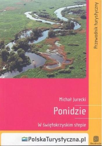 Okładka książki Ponidzie. W świętokrzyskim stepie