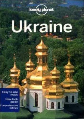 Okładka książki Ukraina. Przewodnik Lonely Planet