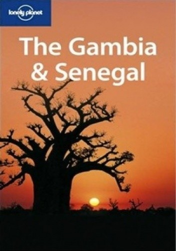 Okładka książki The Gambia & Senegal Lonely Planet