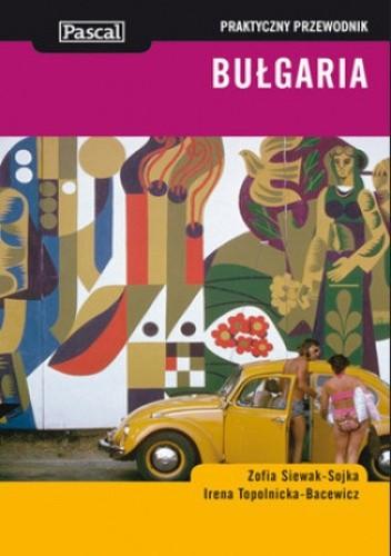 Okładka książki Bułgaria. Praktyczny przewodnik Pascal
