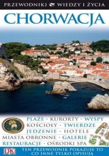 Okładka książki Chorwacja. Przewodnik