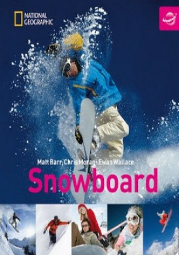 Okładka książki Snowboard