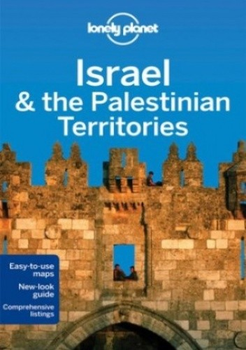Okładka książki Israel (Izrael). Przewodnik Lonely Planet