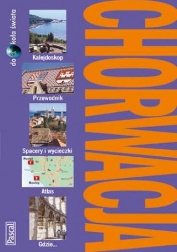 Okładka książki Chorwacja. Przewodnik (Dookoła Świata)