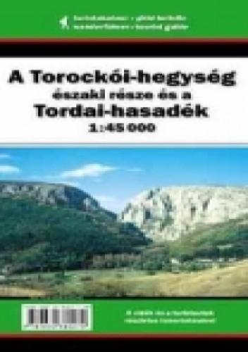 Okładka książki Góry Trascau. Mapa