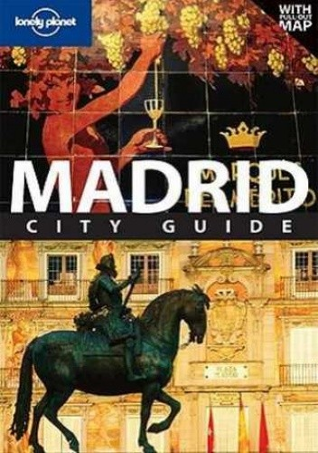 Okładka książki Madryt. Przewodnik Lonely Planet