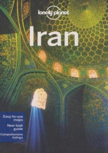 Okładka książki Iran. Przewodnik Lonely Planet