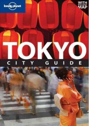 Okładka książki Tokyo. City Guide