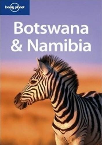 Okładka książki Botswana & Namibia Lonely Planet