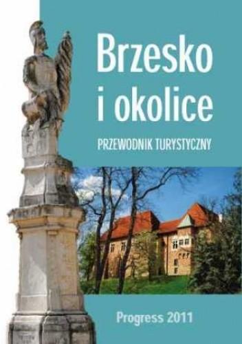 Okładka książki Brzesko i okolice. Przewodnik