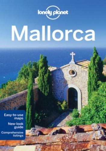 Okładka książki Majorka. Przewodnik Lonely Planet
