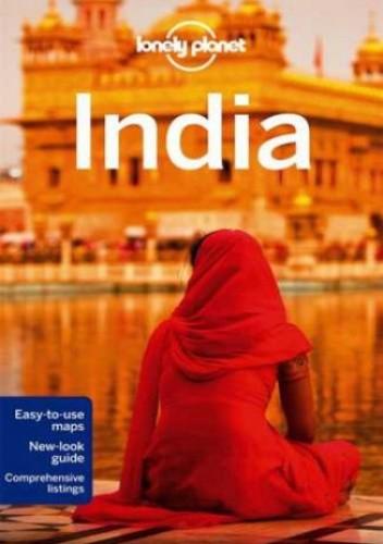Okładka książki Indie (India). Przewodnik Lonely Planet