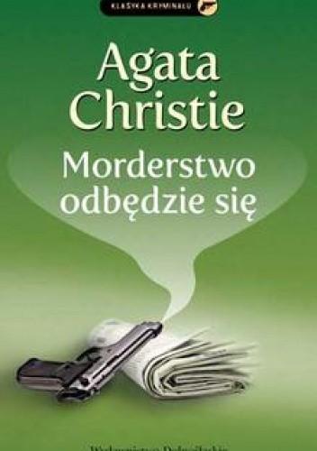 Okładka książki Morderstwo odbędzie się