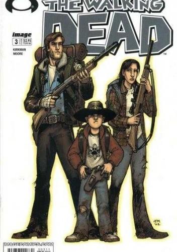 Okładka książki The Walking Dead #003