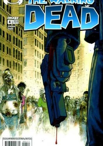 Okładka książki The Walking Dead #004