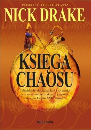 Okładka książki Księga chaosu