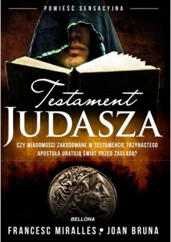 Okładka książki Testament Judasza