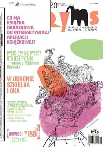Okładka książki Ryms, nr 20 / lato 2013