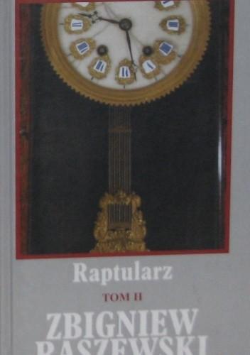 Okładka książki Raptularz. Tom II