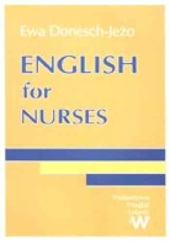 Okładka książki English for Nurses
