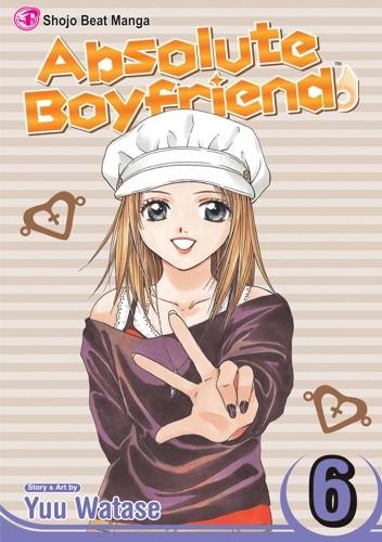 Okładka książki Absolute Boyfriend #6