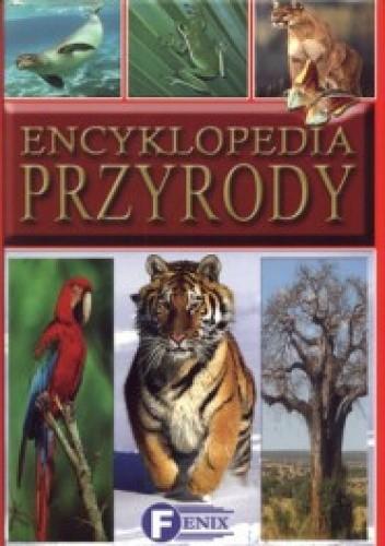 Okładka książki Encyklopedia przyrody
