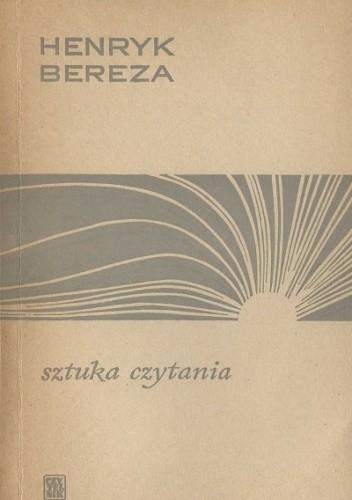Okładka książki Sztuka czytania