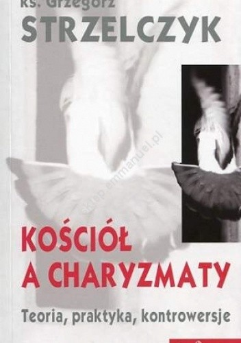 Okładka książki Kościół a charyzmaty