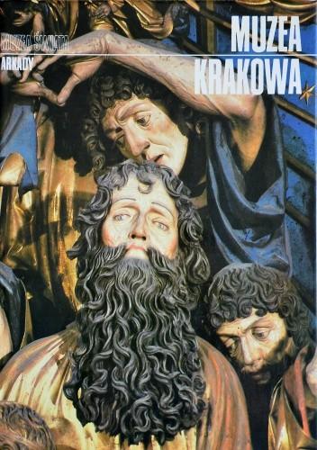 Okładka książki Muzea Krakowa