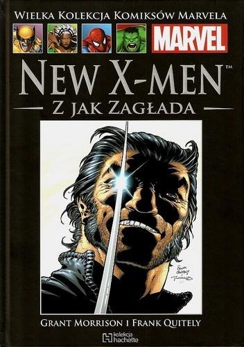 Okładka książki New X-Men: Z jak Zagłada