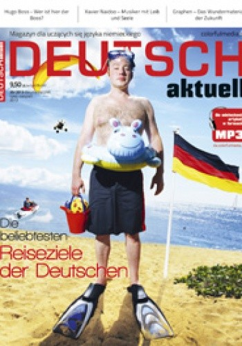 Okładka książki Deutsch Aktuell, 59/2013 (lipiec/sierpień)