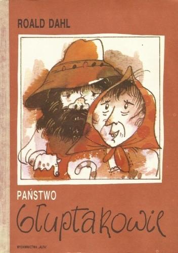 Okładka książki Państwo Głuptakowie