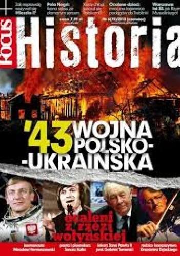 Okładka książki Focus Historia, nr  6/2013