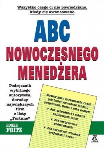 Okładka książki ABC Nowoczesnego Menedżera