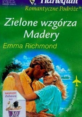 Okładka książki Zielone wzgórza Madery