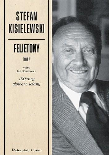 Okładka książki Felietony. Tom 2