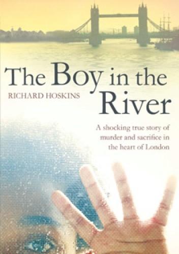 Okładka książki The Boy in the River