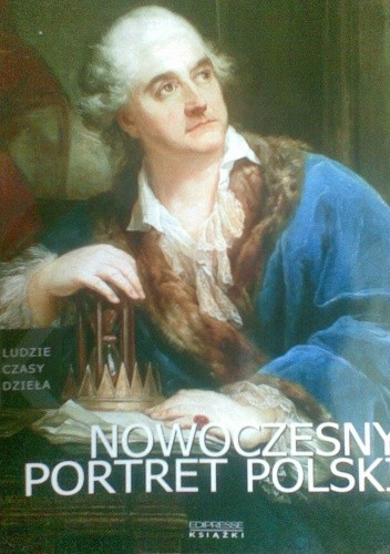 Okładka książki Nowoczesny portret polski